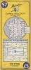 Carte Michelin - 57 - Verdun - Wissembourg - Carte Stradali