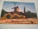 Le Moulin De Daudet....fontvieille.... - Windmühlen