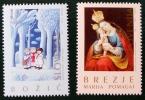 NOEL 1995 - NEUFS ** - YT 120/21 - MI 126/27 - Slovenië