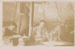 GUERRE 1914-18 - Carte Photo Militaires Prise à GRADOBOR - MACEDOINE - Guerra 1914-18