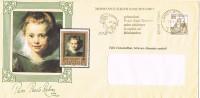 Carta LOCH (Alemania) 1987. Pintor RUBENS - Rubens