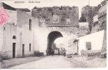 BRINDISI - Porta Lecce, Animata, Viagg. 1916 - Mar-23-13 - Brindisi