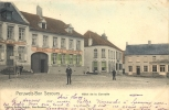PERUWELZ BON SECOURS HOTEL DE LA CORNETTE EDITION JORION DUBOIS COULEUR - Péruwelz