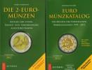 2€-Katalog And EURO-Münzkatalog 2012 Neu 30€ EUROPA Numismatik Aller EU-Länder Catalogue Numismatica Coins Of Europe - Estonia