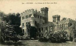 83 HYERES - Le Château De Saint-Pierre Des Horts - Hyeres