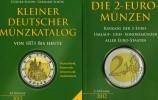 Kleiner Münzkatalog Und 2€-Katalog 2012 Neu 30€ Germany And EUROPA Aller EU-Länder Catalogue Numismatica Coins Of Europe - Collections