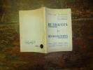 1939      RETRAITE ET RECOLLECTION     Lettre Aux Aumôniers - Religion