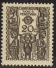Cameroun 1939 Scott # J-17 Mint Hinged - Camerún (1960-...)