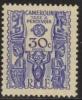Cameroun 1939 Scott # J-18 Mint Hinged - Camerún (1960-...)