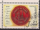 2001 Luxemburg   Mi. 1529 Used - Europese Gedachte