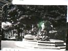 CALTANISSETTA VILLA AMEDEO  FONTANA Ed STANDA V1950  DR10059 Angolino  Rotto - Caltanissetta