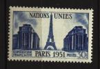 France : N° 912  Neuf **luxe Cote Y&T  2,45   €uro  Au Quart De Cote - France