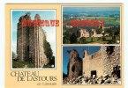 87 - LASTOURS - Chateau - Dos Scané - Non Classés