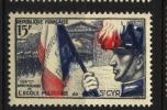 France : N° 996  Neuf **luxe Cote Y&T  1,60  €uro  Au Quart De Cote - France