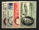 France : N° 1095 à 1098  Neuf **luxe Cote Y&T   6,00   €uro  Au Quart De Cote - France