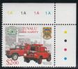 Tuvalu MNH Scott #853 $2 Anglo 450 LRX Water Tender - Fire Trucks - Tuvalu