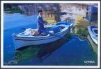 Postcard The Fisherman - Cyprus, Unused, 2000, VF - Chypre