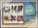 Tuvalu MNH Scott #838 Sheet Of 6 90c - Domestic Dogs - Tuvalu