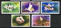 Bhutan 1976, Flora - Flowers - Blumen - Fleurs *, MLH (not Complete) - Bhutan