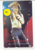 RARE * PHONECARD JAPAN * MICHAEL JACKSON (14) Telecarte Japon * Telefoonkaart Japan * MUSIC * MUSIQUE * FILM - Music