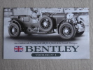 Publicité 4 Pages, Franklin Modèle Réduit Voiture De Course Bentley 1929 .Voir Photos. - Non Classés