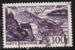 FRANCE   Scott #  C 25  VF USED - Airmail