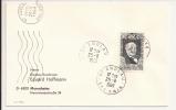 S190 - ANDLAU Bas Rhin - 1969 - Timbre SAINTE BEUVE - - Marcophilie (Lettres)