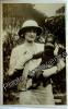 CPA Carte Photo Princesse ASTRID Suède Royauté Belgique Congo Afrique Royalty Belgium Schweden Africa 1933 - Familles Royales