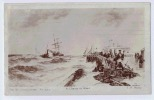 A Change Of Wind   The  Woodbury Series  N° 3464   T.B. HARDY - Fishing Boats