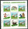 FRANCE.BF 112. Sylvain & Sylvette ,   Oblitéré,  Tres Bon Etat. - Comics