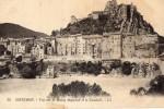 04 SISTERON Le Bourg Reynaud Et La Citadelle - Sisteron