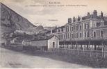 BRIANCON - LA GARE Au Fond Le Chaberton - Stations - Zonder Treinen