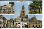CPSM - BERGEN OP ZOOM - MULTIVUES ..GROETEN MIT ... - Edition Spanjersberg - Bergen Op Zoom