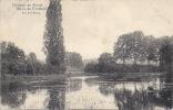 Fumal - Château De Fumal. Baron Du Fontbaré. Vue De L'étang  (1912) - Braives