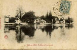 10 BAR-SUR-SEINE - La Seine Au Croc-Ferrand - Bar-sur-Seine