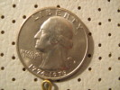 USA 1/4  QUARTER  Dollar 1776 - 1976 D - 1932-1998: Washington