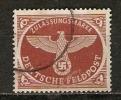 Germany 1942  Feldpost Marken (o) Mi.2 - Germany