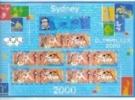 Feuillet J.O Sydney 2000 - Blocs & Feuillets
