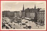 Linz A.d.D. Adolf Hitler - Platz (marché - Tramway) - Non Classificati