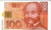 CROATIE CROATIA BANK NOTE BILLET BANQUE 100 KUNA UT - Timbres & Monnaies