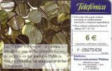ESPAGNE SPAIN PIECES MONNAIE COINS TELEFON JETONS TELEPHONE UT - Timbres & Monnaies