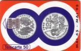 FRANCE MONNAIE DE PARIS SILVER COIN 100F UT - Timbres & Monnaies