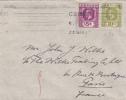 Ceylon Colombo 1911 - Letter Lettre Brief - Sri Lanka Ceylan - Ceylan (...-1947)