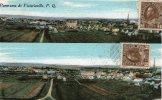 (4)  CPA Victoriaville P Q  Panorama (bonne Etat) - Unclassified