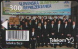 SLOVENIA - 778 - WINTER OLYMPIC GAMES, VANCOUVER 2010 - Slovénie