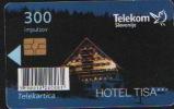 SLOVENIA - 781 - HOTEL TISA - BICYCLE - Slovénie