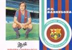 Programa Oficial F.C. BARCELONA  1976, Encuentro Futbol Oviedo -Barça - Programmes