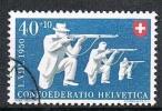 Schweiz, 1950 Pro Patria 40 Cent., MiNr. 549 Gestempelt (a280308) - Pro Patria