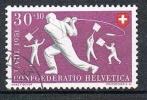 Schweiz, 1951 Pro Patria 30 Cent., MiNr. 558 Gestempelt (a280309) - Pro Patria