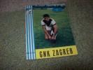 Old Book Player Soccer Club   GNK Zagreg, Croatia, Yugoslavia - Books